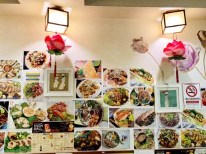 Little Saigon Kitchen 店内