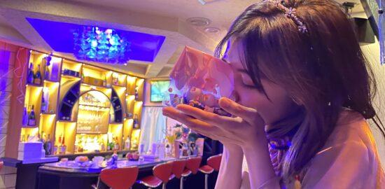 ベトナムバー Darling Barのバレンタイン