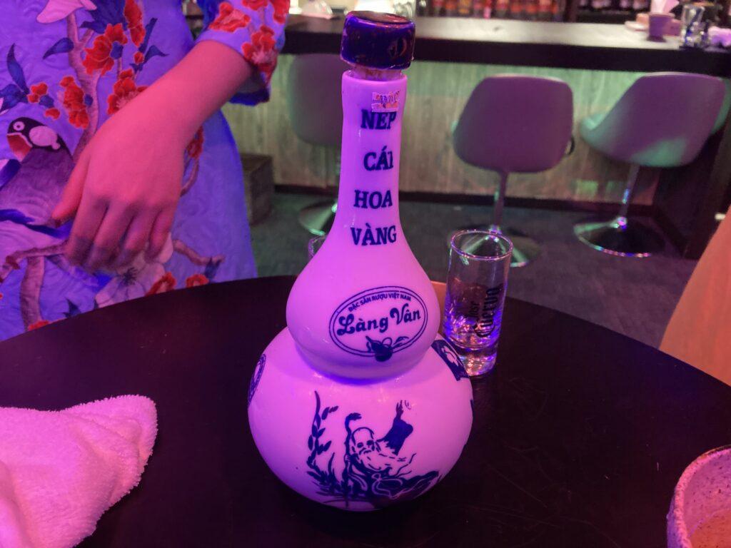 ベトナムのお酒