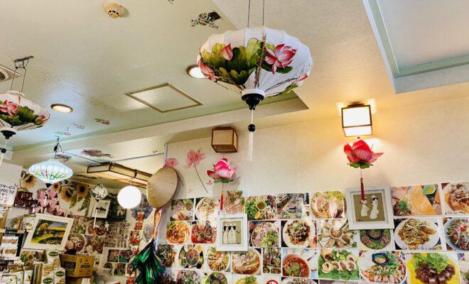 Little Saigon Kitchen(リトルサイゴンキッチン)店内